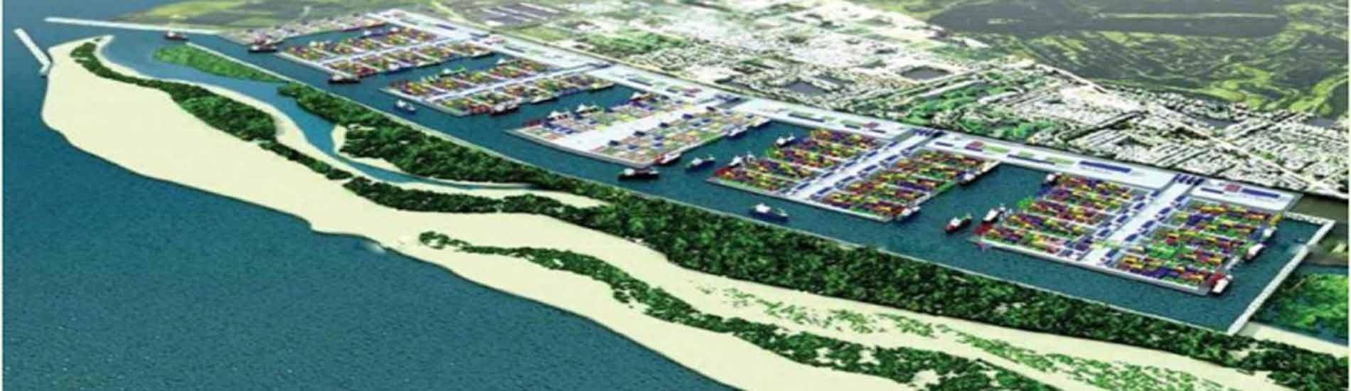 5. Deep Sea Port